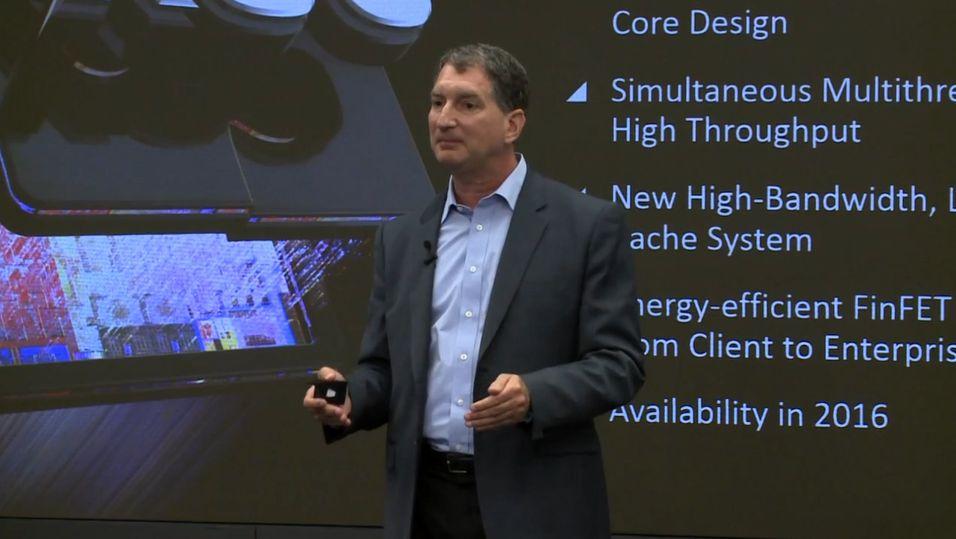 Mark Papermaster er teknologisjef og viseadministrerende direktør i AMD.