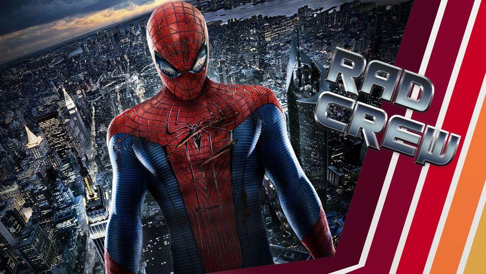 Spider-man, jo!