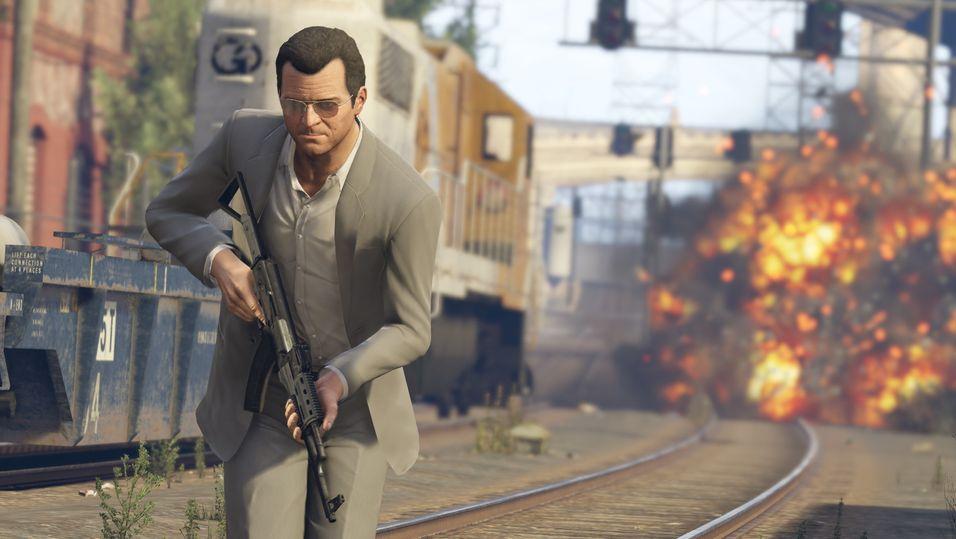 – Nei, enspiller-«mods» stenger deg  ikke  ut fra Grand Theft Auto V