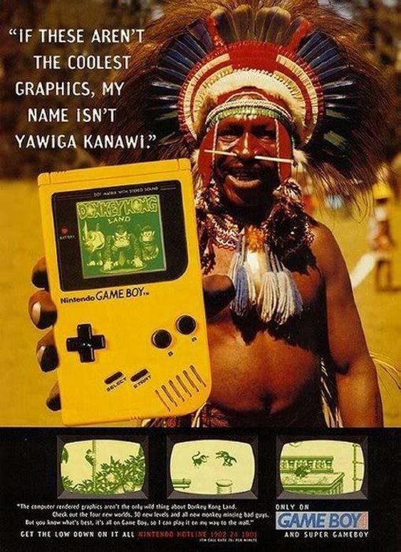 Nintendo trenger imidlertid ikke å spille på sex for å selge konsoller. De kan også ... uh, jeg vet ikke.
