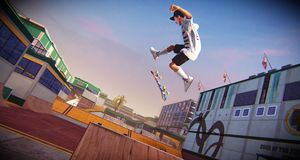 Bygg din eigen skatepark i Tony Hawk's Pro Skater 5