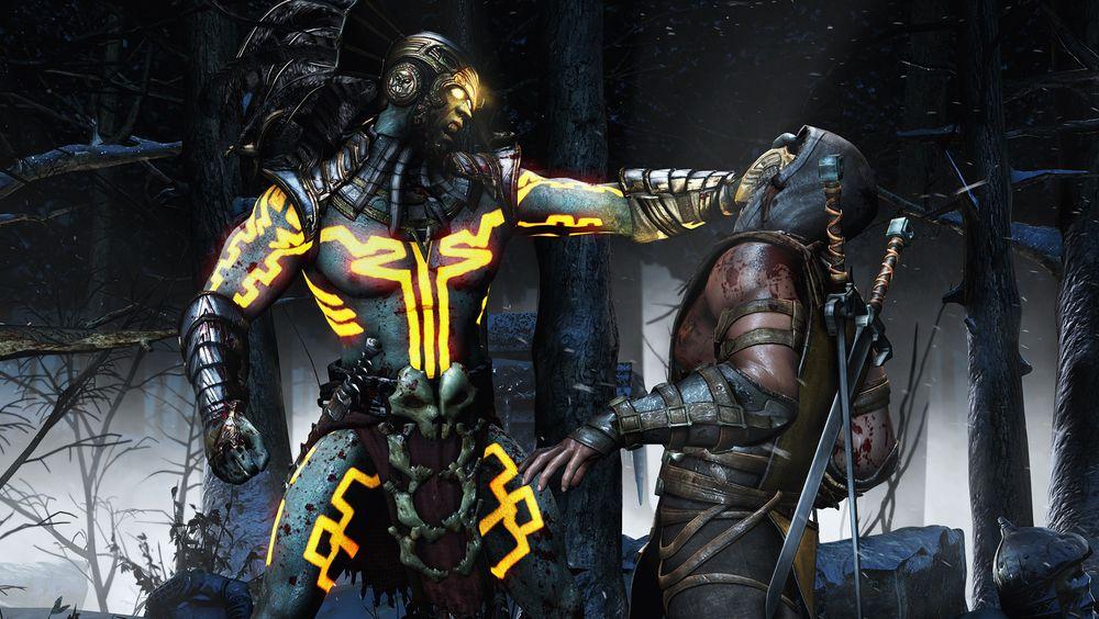 ANMELDELSE: Mortal Kombat X