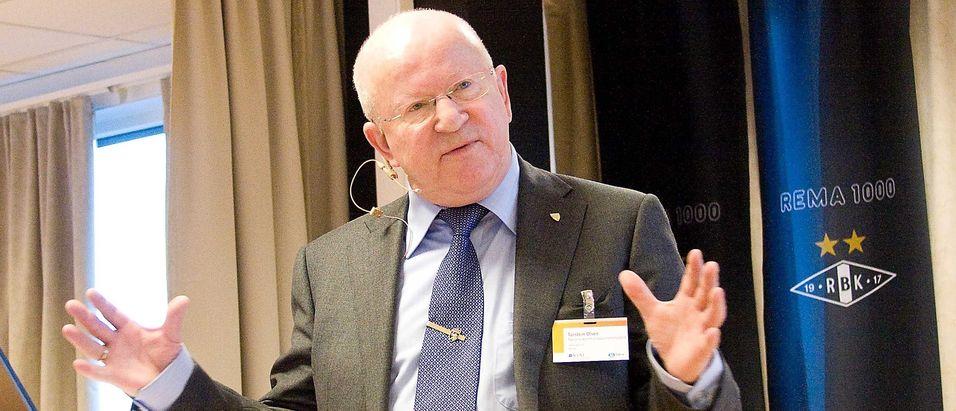 Nkom-sjef Torstein Olsen gir Telenor godt skussmål for arbeidet med sikkerhet og beredskap.