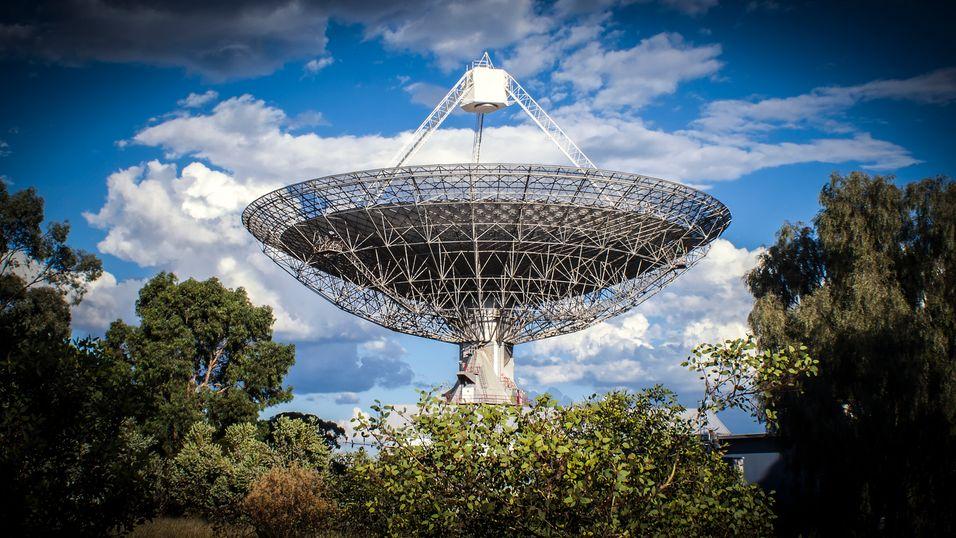 Hvis du er mindre enn 5km fra denne «disken» kan du plage astronomene med noe så enkelt som en mikrobølgeovn