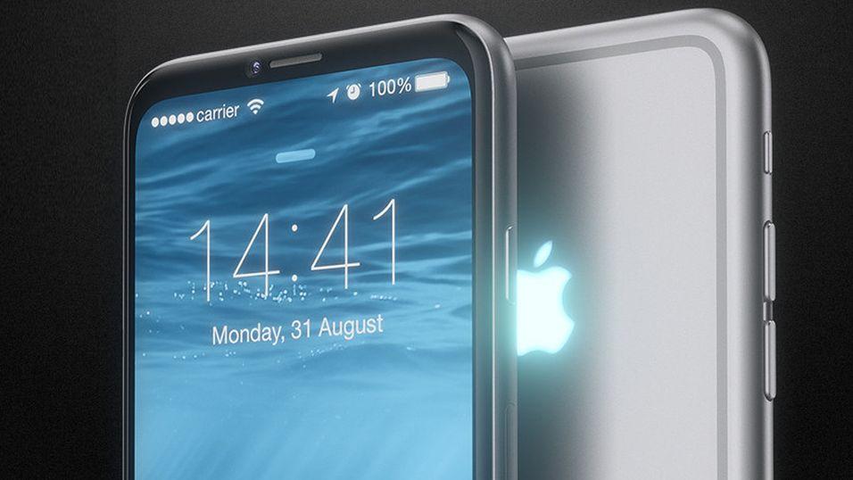 Vil iPhone 7 se omtrent slik ut?