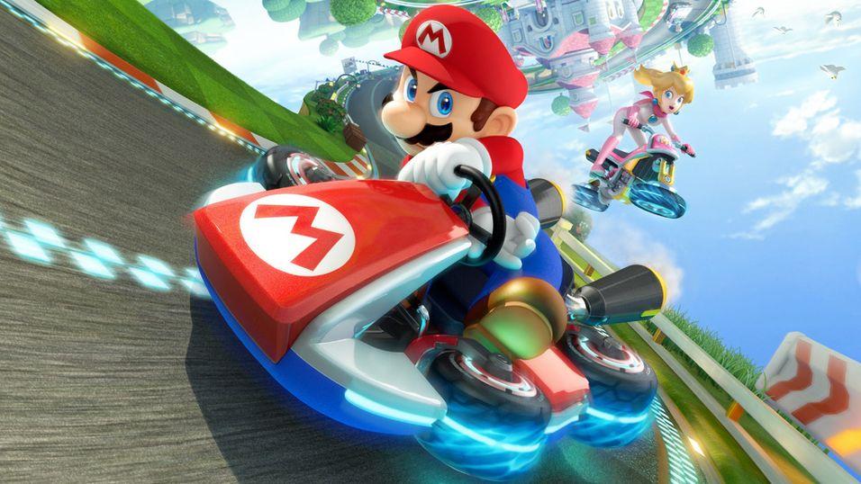 Mario Kart kan bli en ekte attraksjon i fornøyelsesparker
