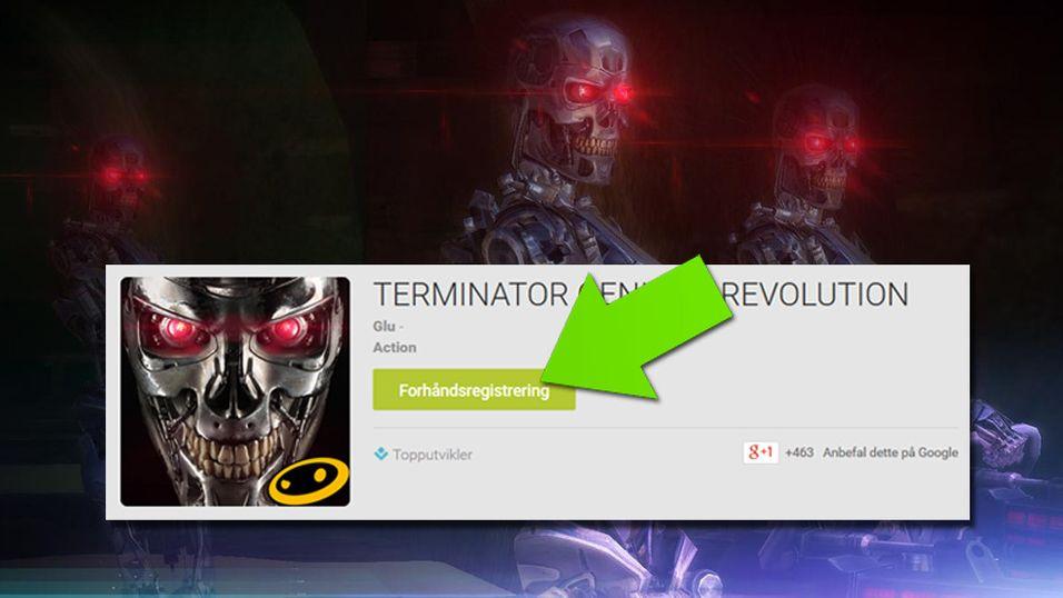 Ny knapp lar deg prøve nye Android-spill «først»