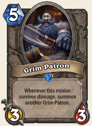 Grim Patron.