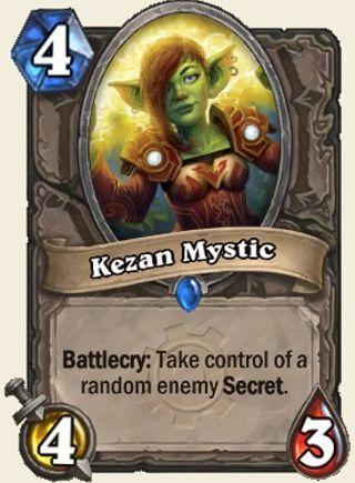 Kezan Mystics.