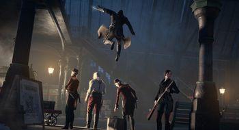 Slik blir haustens Assassin's Creed: Syndicate