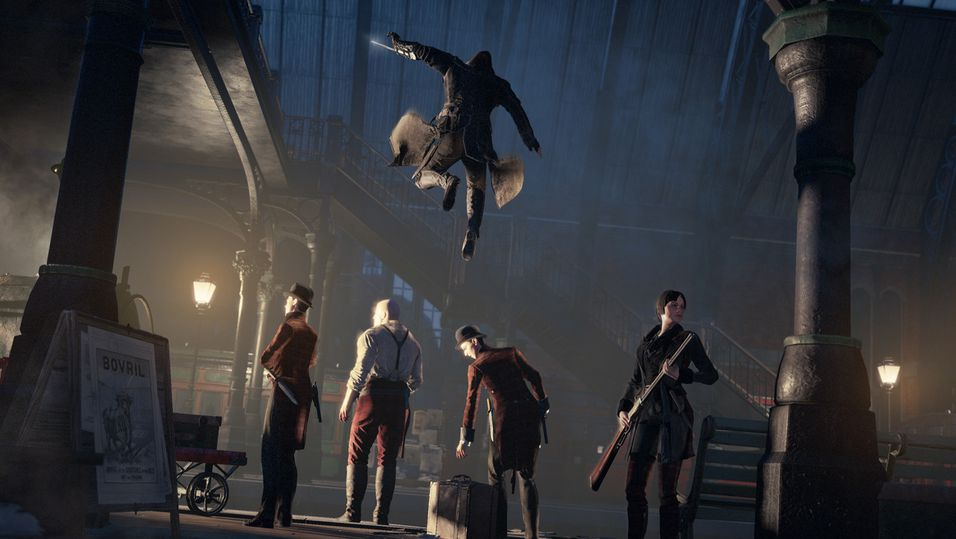 Slik blir haustens Assassin's Creed: Syndicate