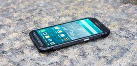 Samsung Galaxy S5 Active så slik ut, og var et beist av en turkamerat.