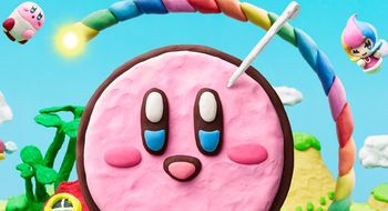 Test: Kirby and the Rainbow Paintbrush