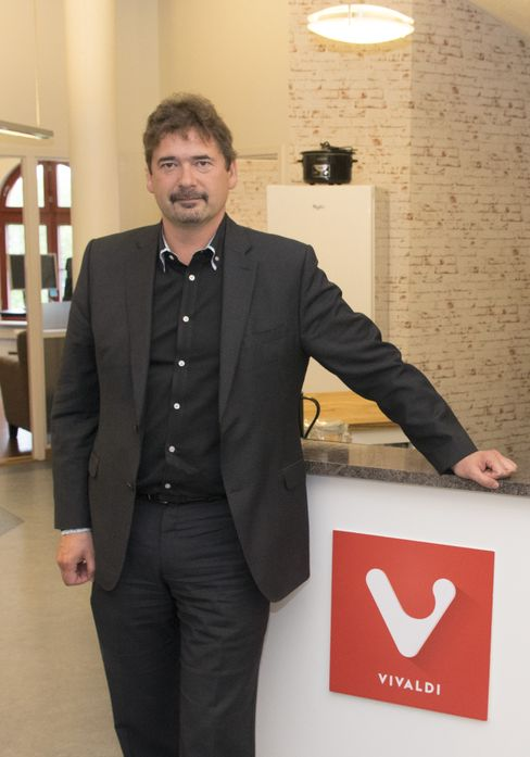 Vivaldi er Jon von Tetzchners andre store nettleserprosjekt. Du kjenner ham kanskje først og fremst som grunnleggeren av Opera Software.