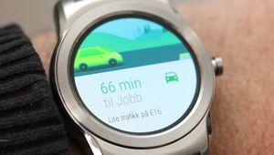 Android Wear-plattformen blir snart bedre.