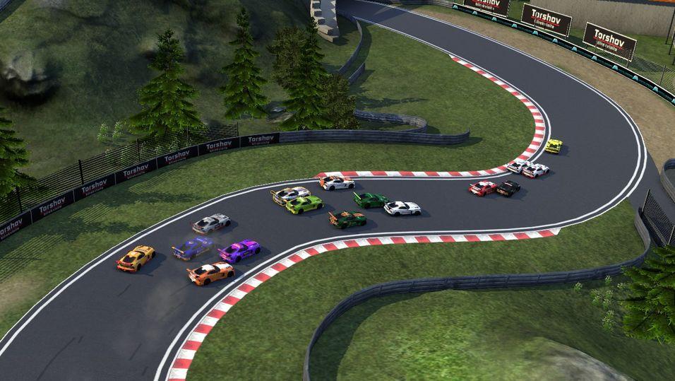 KONKURRANSE: Vi har flere betanøkler til racingspillet Trackday Manager
