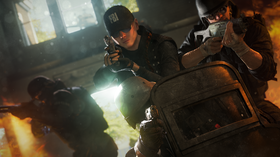 Lukket betatesting for Rainbow Six Siege begynner i september.