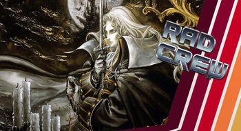 Rad Crew kårer de beste Castlevania-spillene i ukens podkast