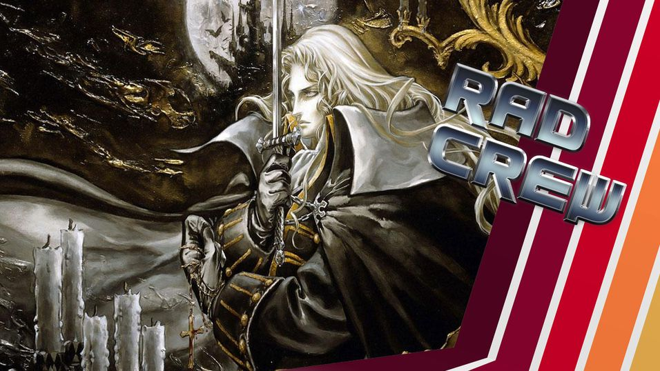 Castlevania: Symphony of the Night er selvsagt på listen.