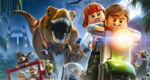 LEGO Jurassic World lanserast om ein månad