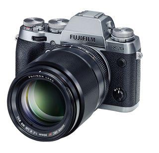 Fujinon XF 90mm på en X-T1 GS.