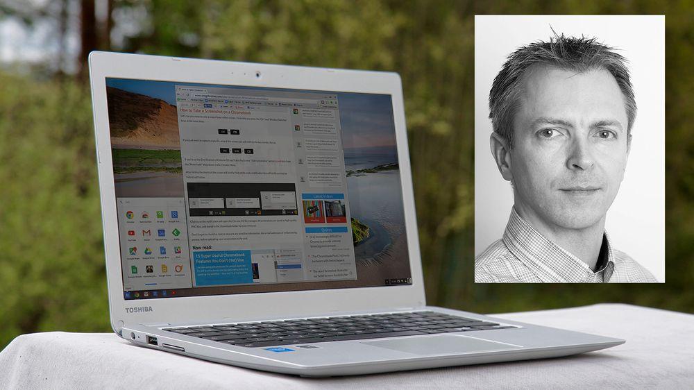 Første dager med Chromebook: – Jøss, dette hadde jeg ikke trodd skulle fungere!