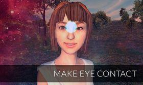 Øyesporingen gjør det blant annet mulig å ha øyekontakt med spillfigurer.
