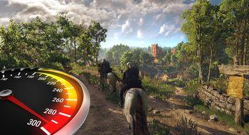 The Witcher 3: Wild Hunt Én liten innstilling kan halvere bildefrekvensen