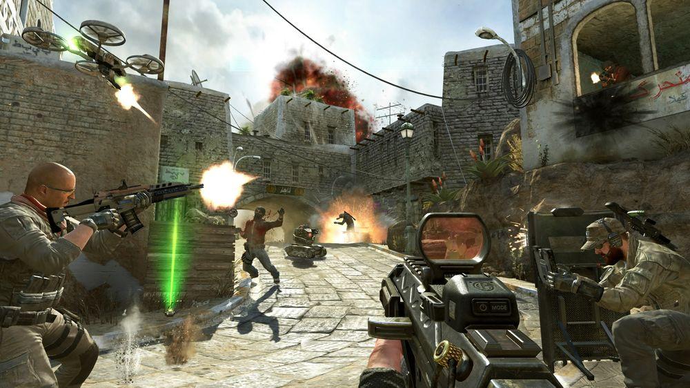 Kan noen med hånda på hjertet si at de har opplevd dette i Call of Duty: Black Ops 2?