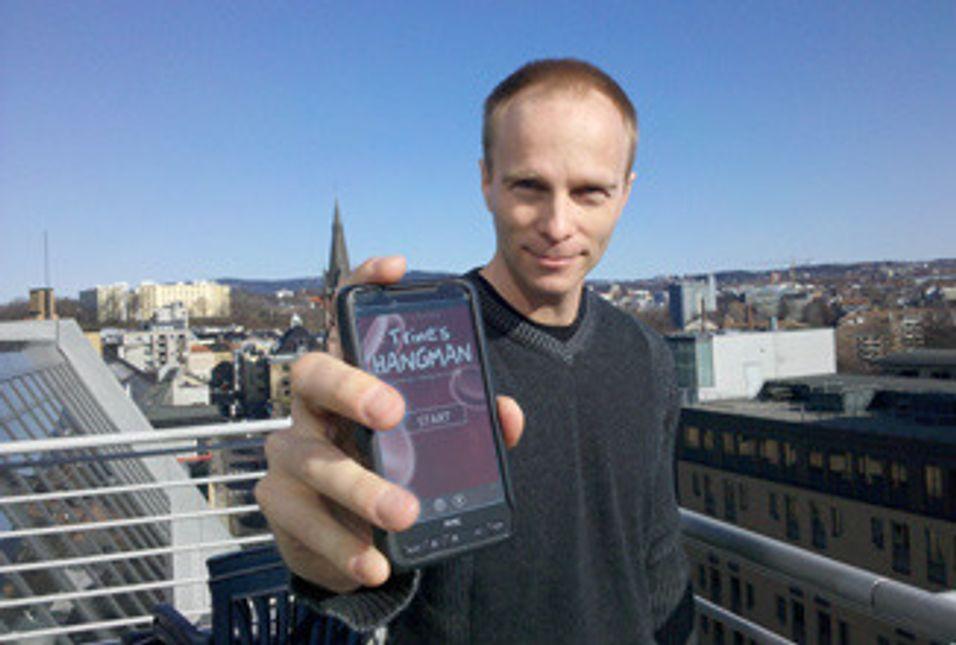VIDEO: Første norske spill til Windows Phone 7