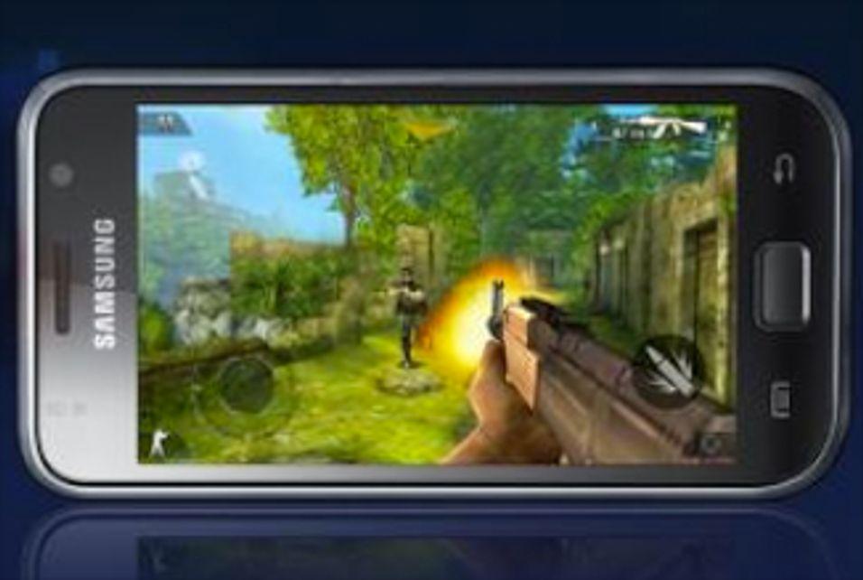 SPILLFREDAG: Full krig på mobilen din i HD