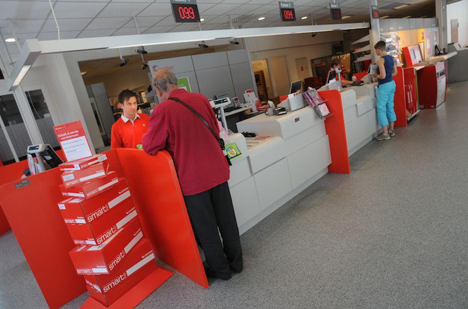 KONTRAKTSBØRSEN: Posten forlenger storavtale med EDB ErgoGroup