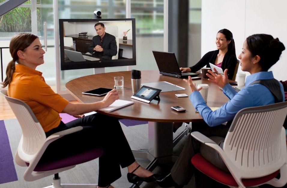 Fikk designutmerkelse for telepresenceløsning