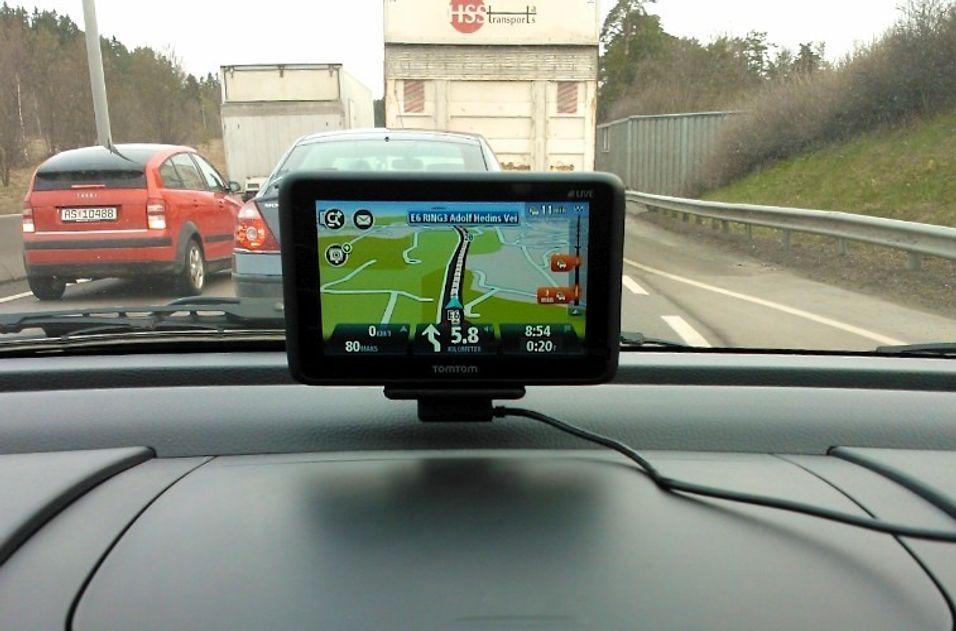 Nyttig GPS for deg som hater bilkø