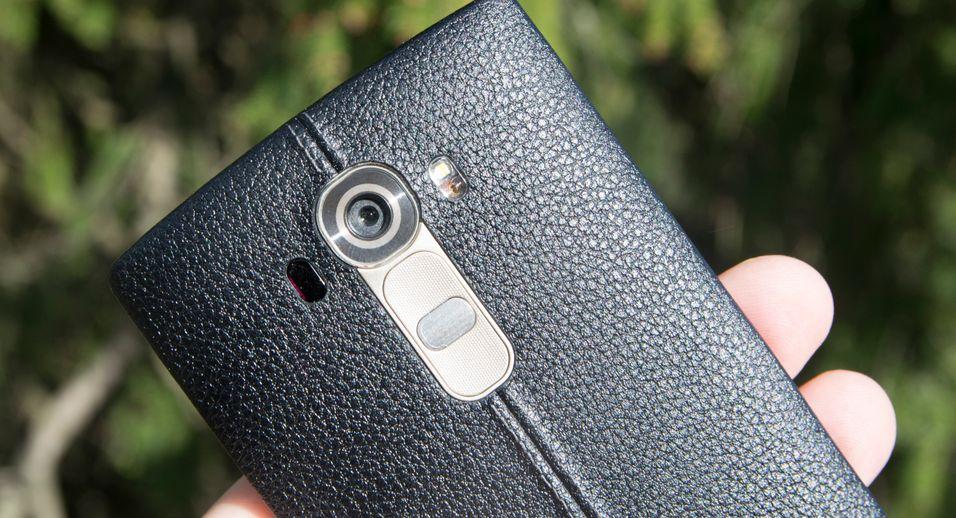 G4 får visstnok selskap i LGs toppsegment i år.