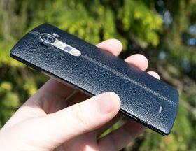 LG G4 fikk gode skussmål i vår test, men er på ingen måte fri for problemer.