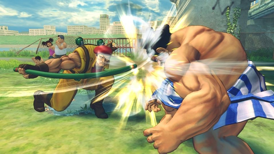 Ultra Street Fighter IV på PlayStation 4 får støtte for gamle slåssestikker