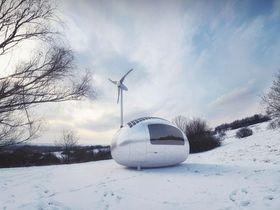 Kapselen tåler norsk klima også.
