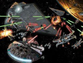 Det blir kanskje ikke helt slike tilstander enda, men laser er kult uansett.