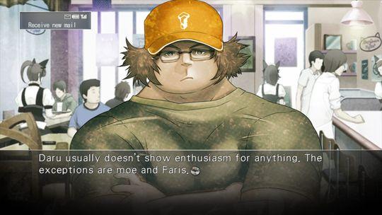 Hackeren Daru vet godt hva han liker å bruke tid på.