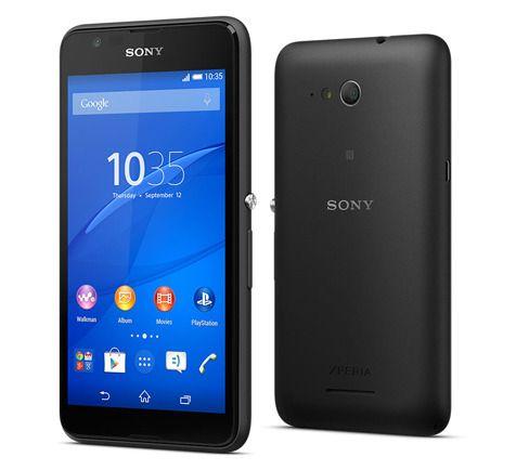 Sony Xperia E4G gir deg 4G og en rask og god brukeropplevelse.