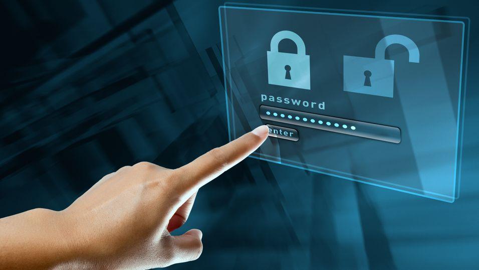 Google: Sikkerhetsspørsmål er ikke sikkert