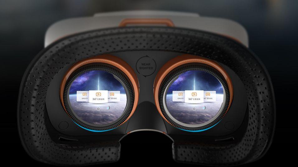Samsung Gear VR får billig-konkurranse fra Kina