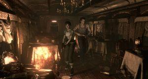 Resident Evil Zero blir henta fram frå mørkret