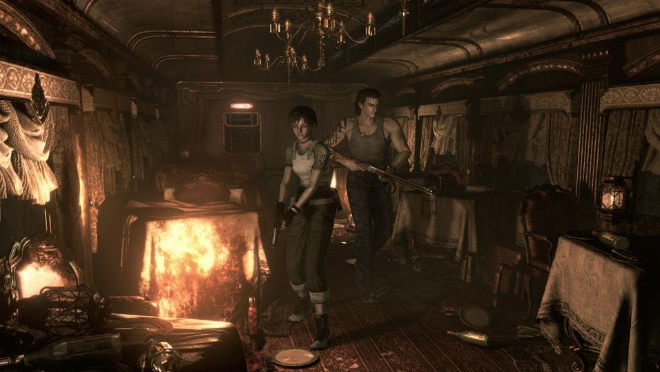 Capcom gir ut enda en Resident Evil-samlepakke
