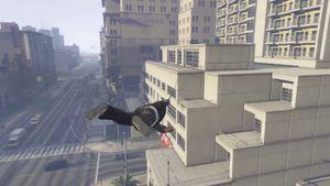 Med gripekroken fra Just Cause 2 blir Grand Theft Auto V helt absurd