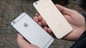 De nye iPhone-telefonene med Force Touch skal ha samme størrelse som de vanlige iPhone 6-modellene.