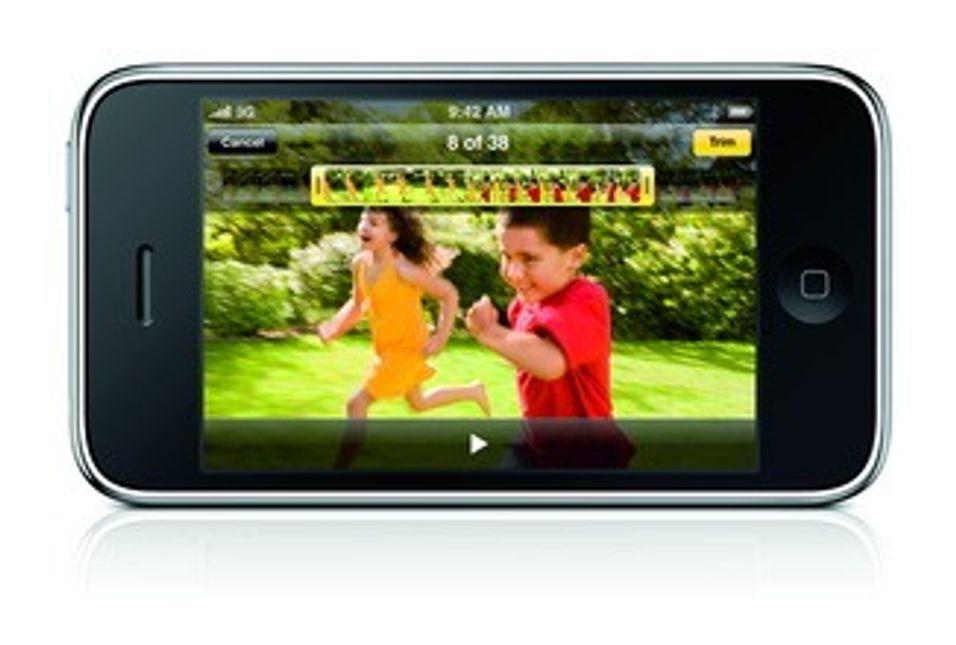Telenor lanserer iPhone 3GS i juli
