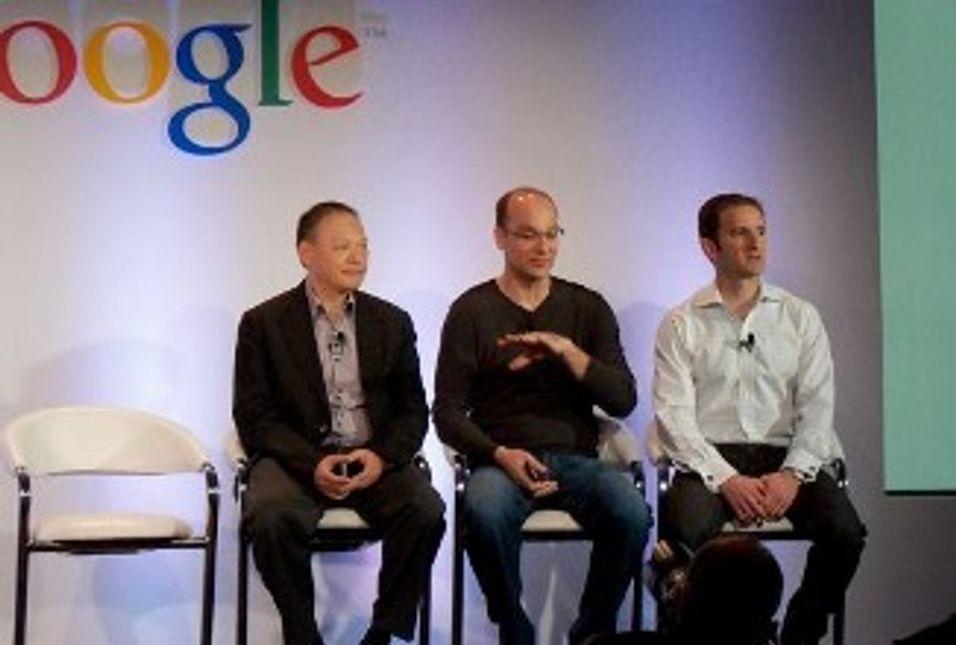 """Google lanserer """"supertelefon"""" og nettbutikk"""