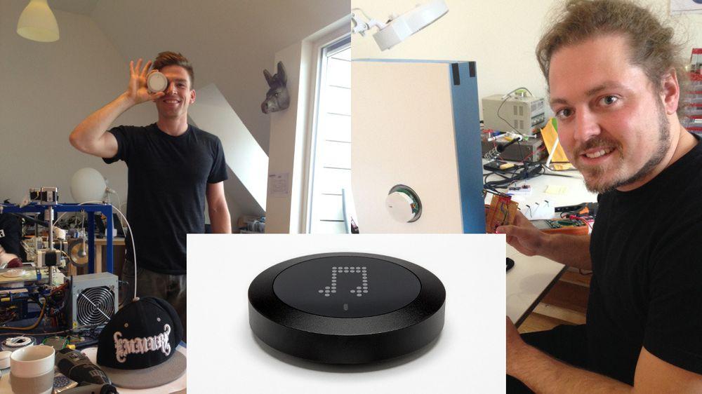 INTERVJU: Utvikler fremtidens brukergrensesnitt hjemme i stua